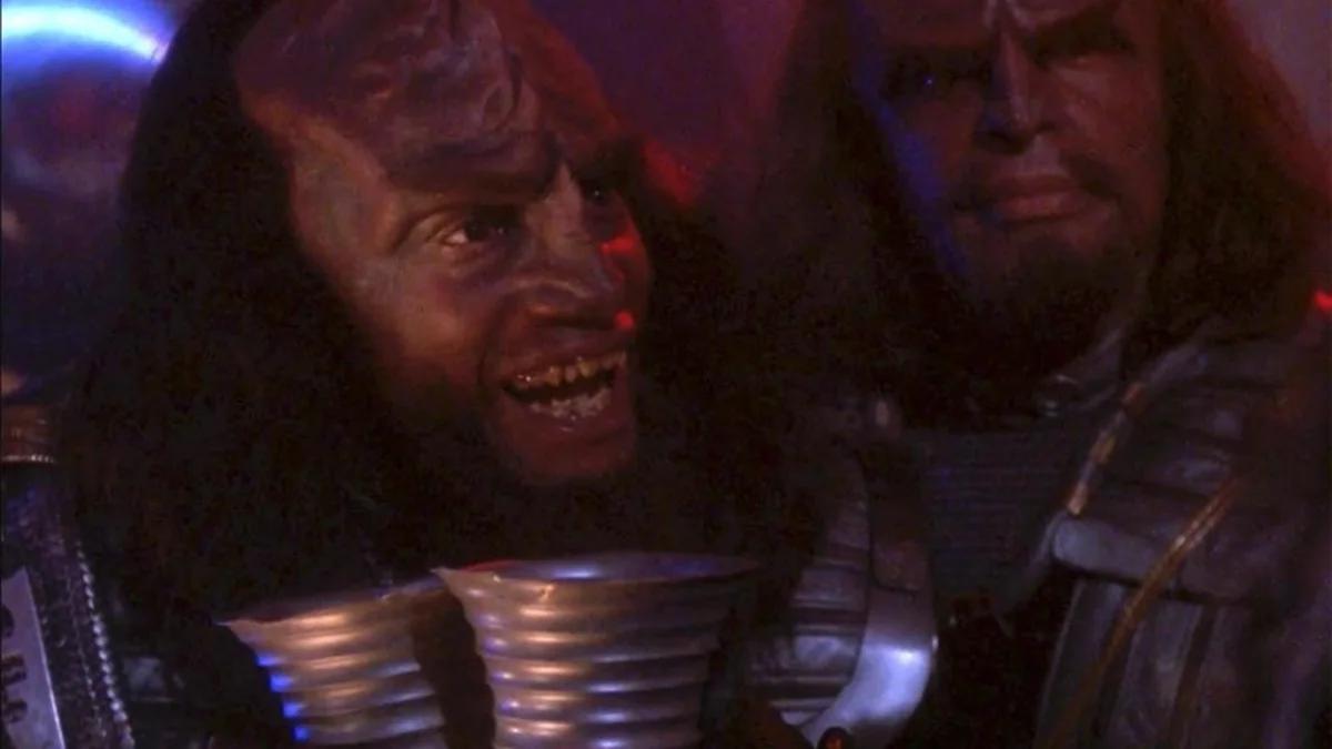 Star Trek - klingońskie wino w produkcji. Nowinki o 3. sezonie Discovery