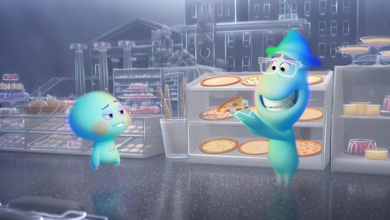 Co w duszy gra przyciągnęło widzów. Animacja pokonała Biuro w liczbie odtworzeń na VOD