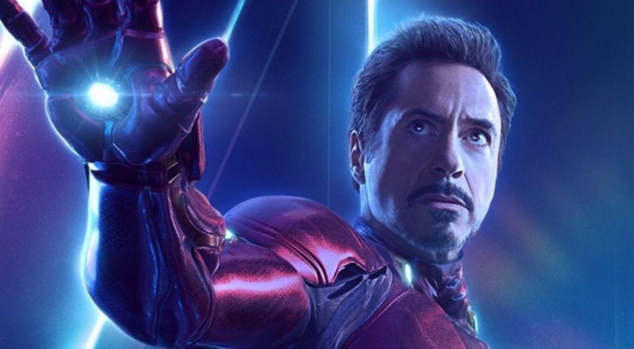MCU - drużyna Iron Mana i nietoperz Thanosa. Garść grafik koncepcyjnych