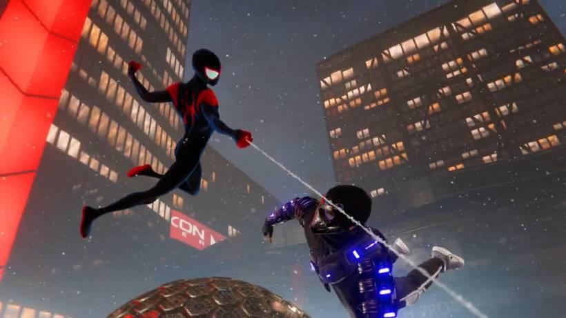 Marvel's Spider-Man: Miles Morales i strój prosto z filmu Spider-Man: Uniwersum. Zobacz zwiastun