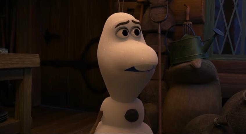 Once Upon a Snowman - zwiastun krótkometrażówki o Olafie z Krainy lodu