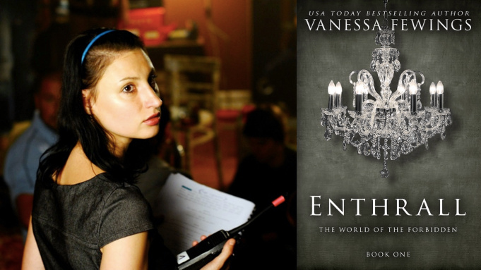 Reżyserka 365 dni za kamerą amerykańskiej adaptacji książki The Enthrall
