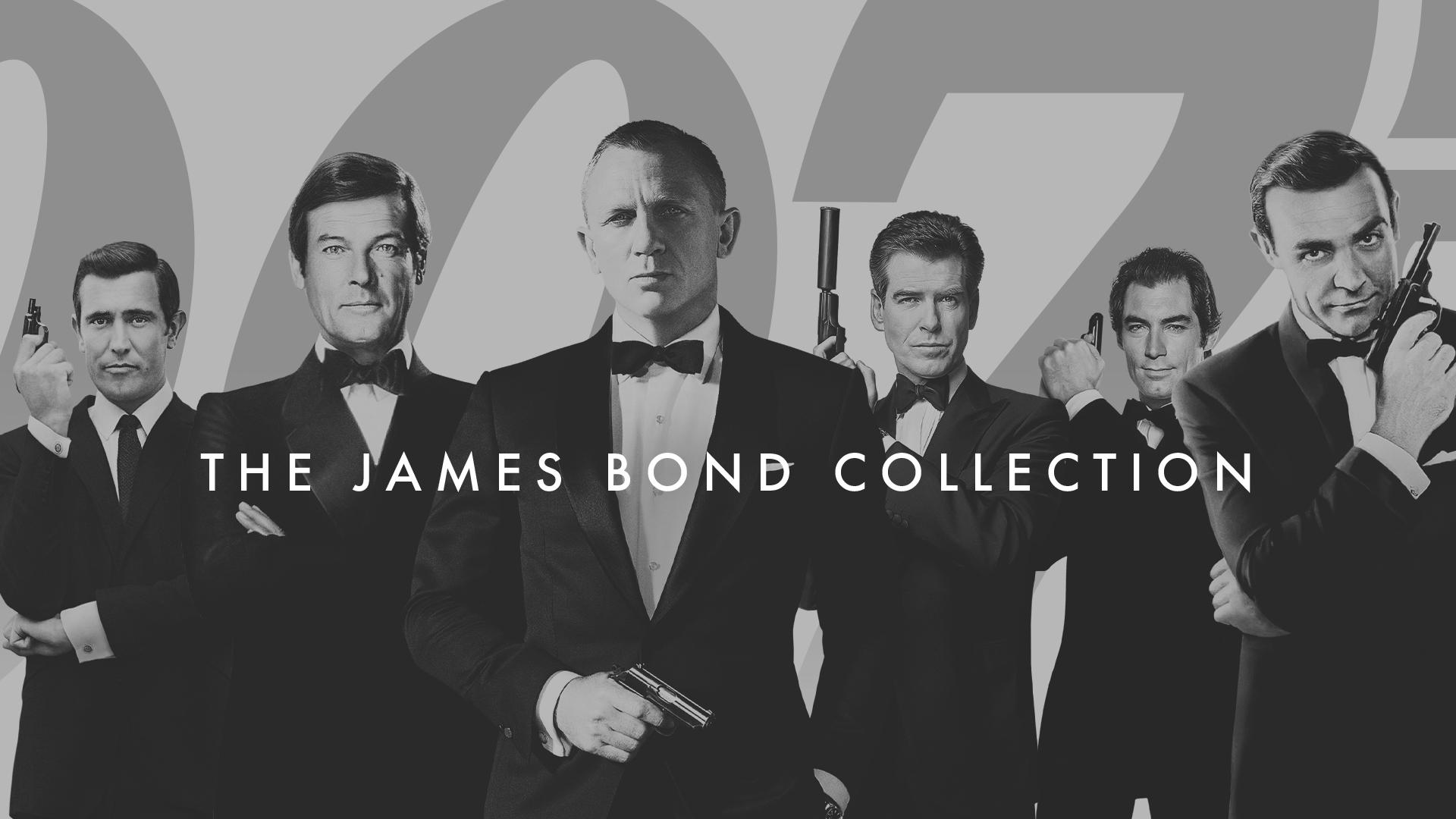 James Bond online - pełna kolekcja filmów w HBO GO! Znamy datę