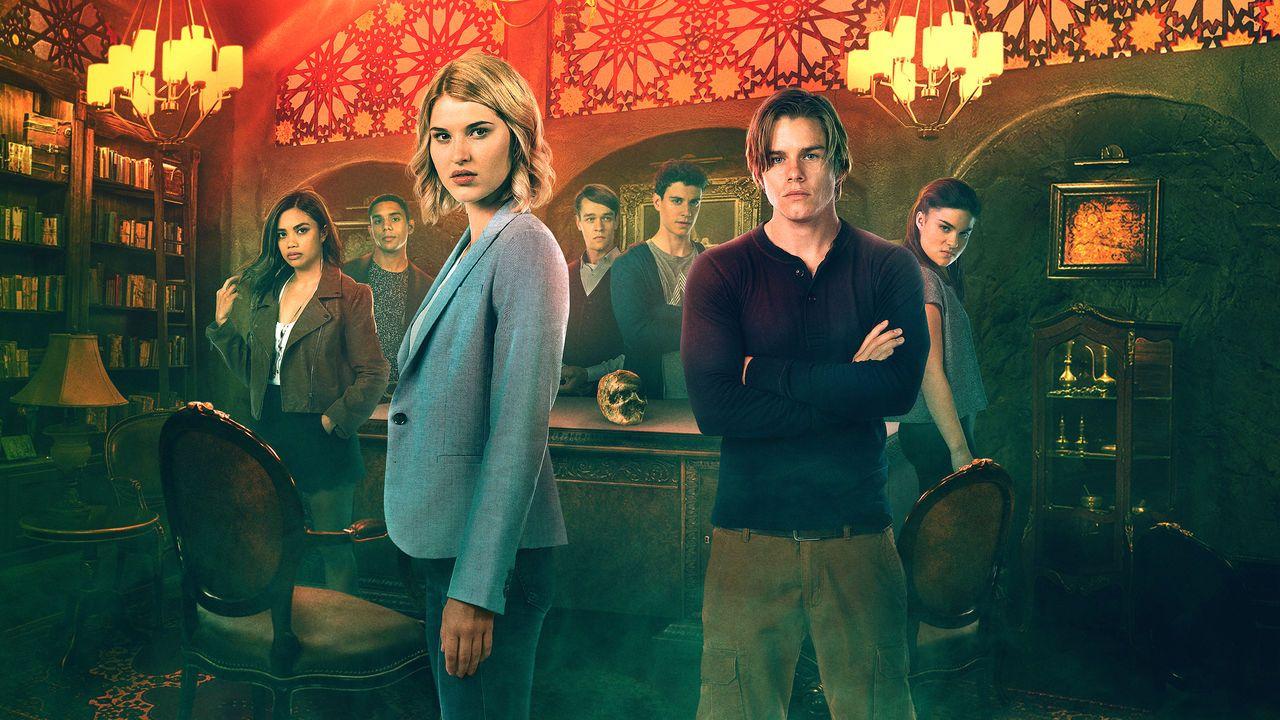 The Order - Netflix kasuje serial po 2. sezonie