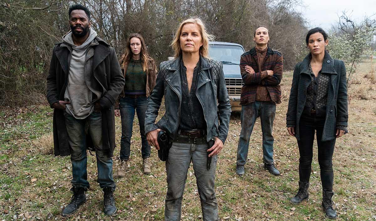 Fear the Walking Dead - Madison powróci? Co czeka bohaterów w dalszej części 6. sezonu?