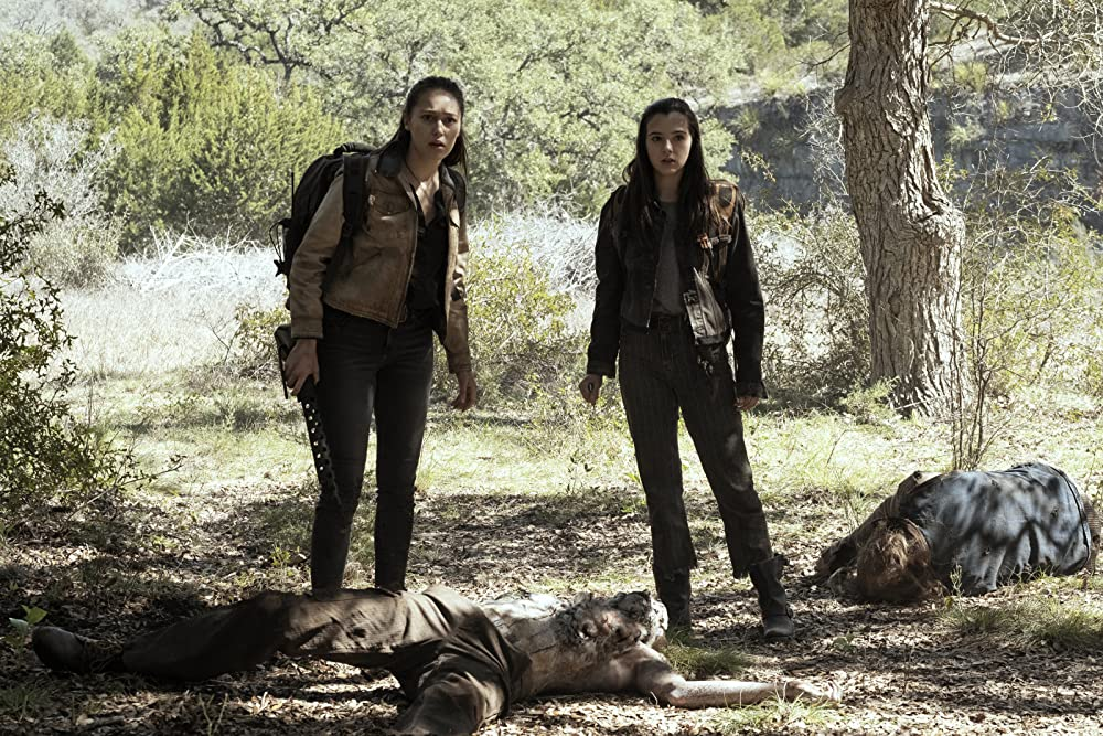 Fear the Walking Dead - zwiastun finałowego odcinka pierwszej połowy 6. sezonu