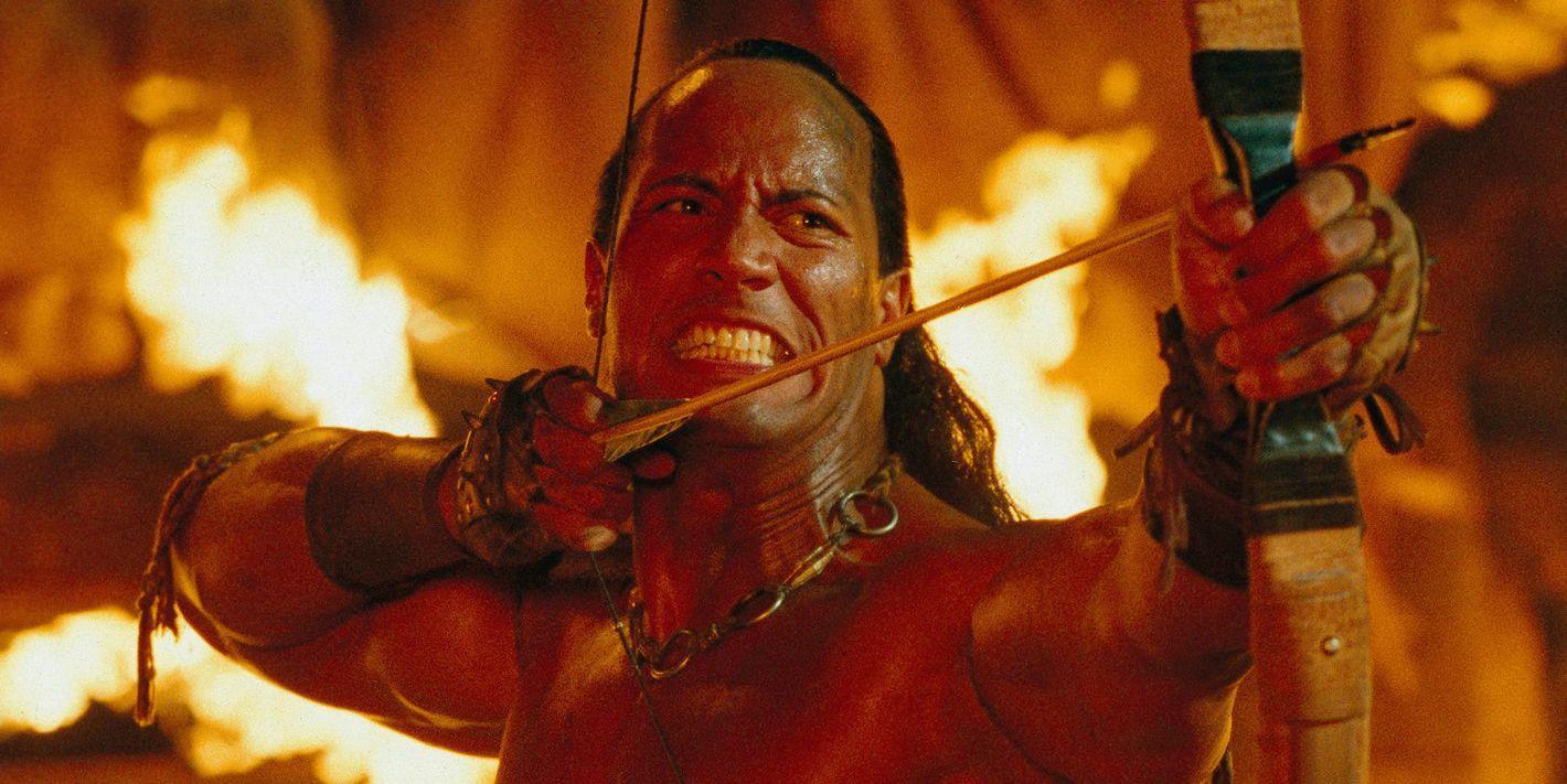Król Skorpion - powstanie reboot serii. Dwayne Johnson ma plany