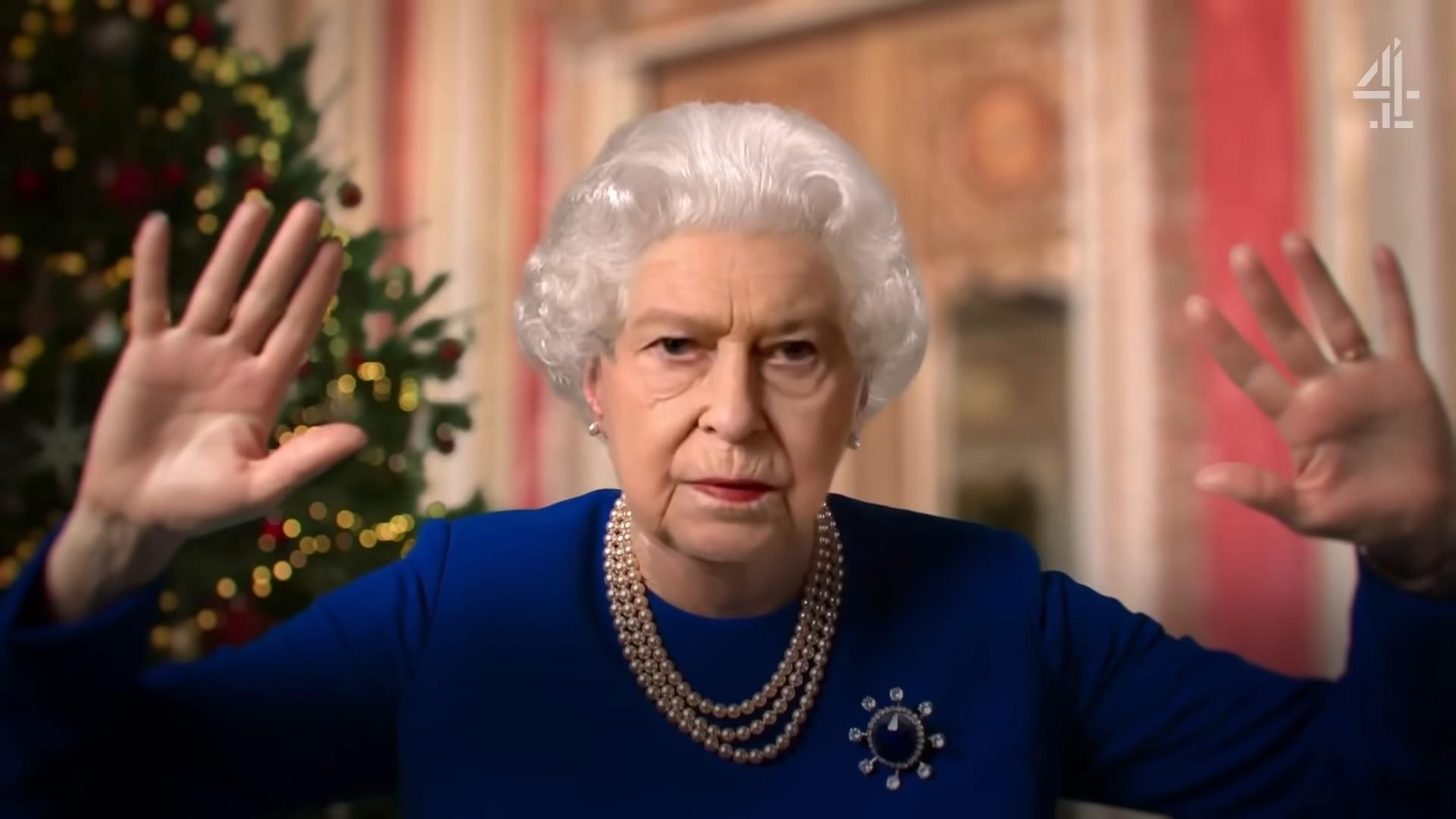 Królowa deepfake'ów. Jak powstała alternatywna wersja wystąpienia królowej Elżbiety