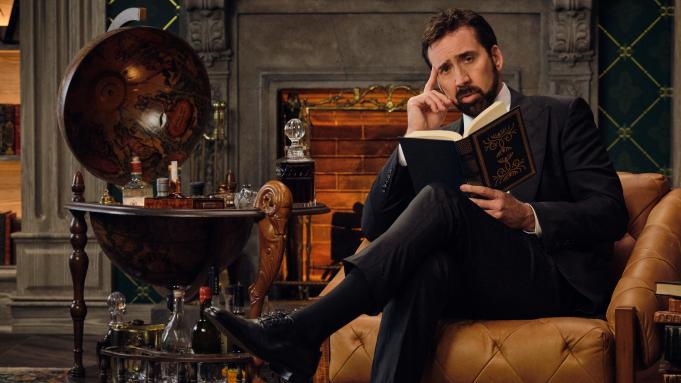 History Of Swear Words - Nicolas Cage gospodarzem programu komediowego Netflixa