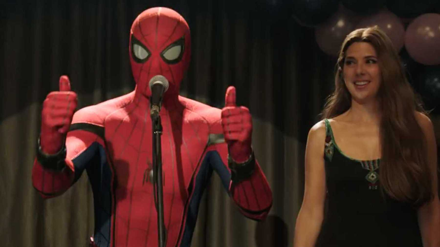Spider-Man 3 - nowe zdjęcie z planu intryguje plakatem Pajączka
