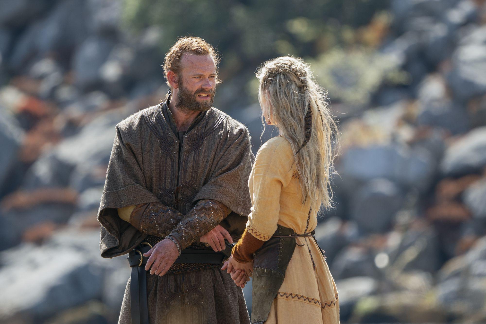 Wikingowie -  koniec serialu usatysfakcjonował? Twórca komentuje wydarzenia