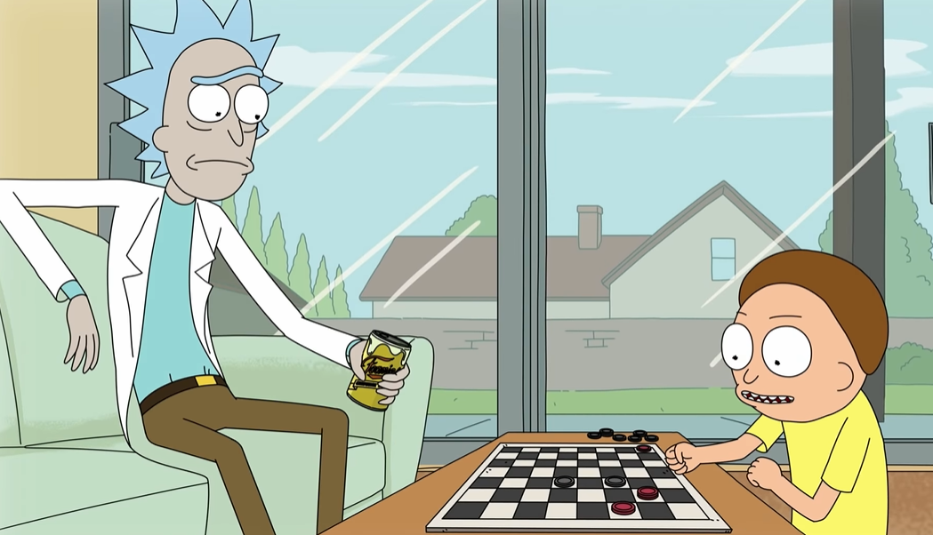 Rick i Morty - stworzono oficjalny teledysk do popularnego utworu Do You Feel It?