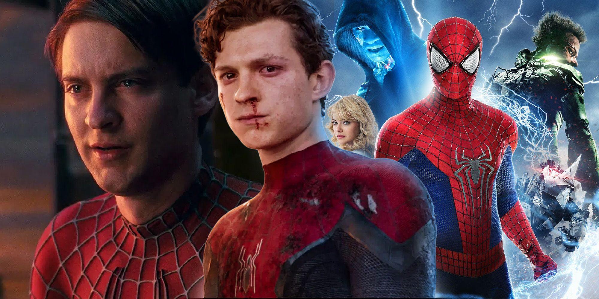 Spider-Man 3 - Garfield i Maguire pojawią się w określonym momencie filmu. Raimi czyni cuda za kulisami