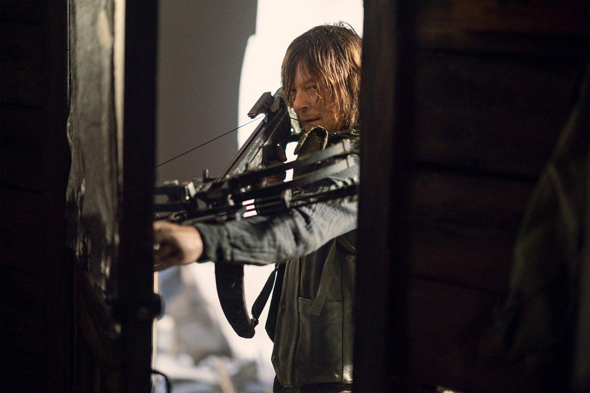 The Walking Dead - zapowiedź i zdjęcia z pozostałych odcinków 10. sezonu