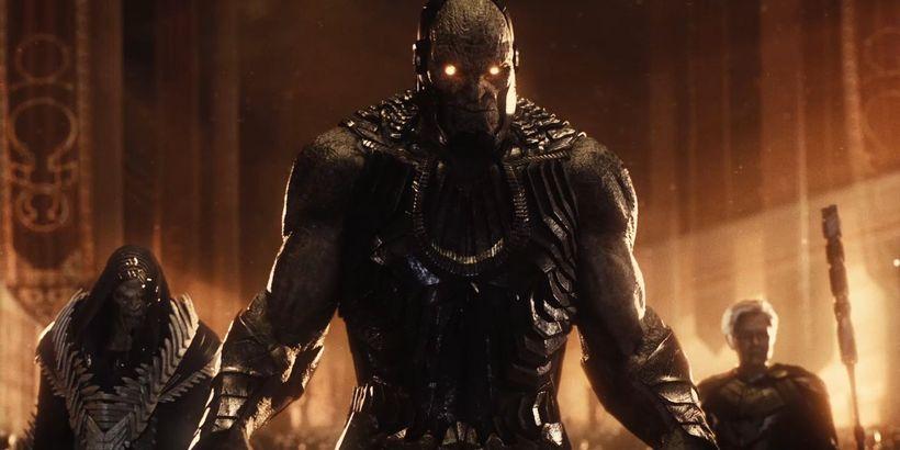 Liga Sprawiedliwości Zacka Snydera - reżyser o zakończeniu filmu i roli Darkseida