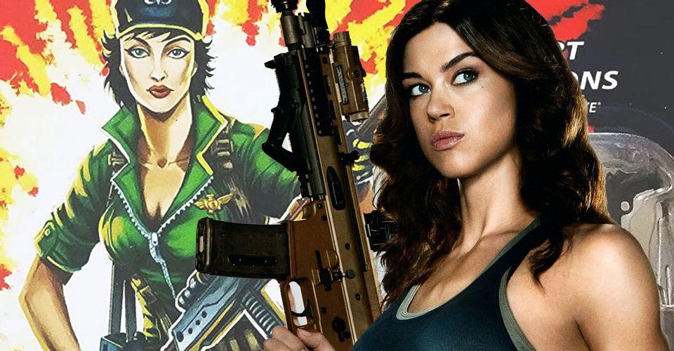 G.I. Joe - Amazon zamawia solowy serial aktorski o postaci Lady Jaye