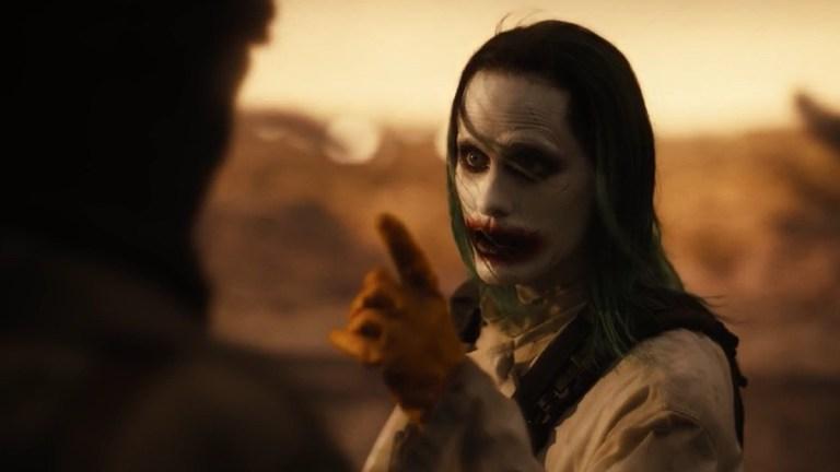 """Liga Sprawiedliwości Zacka Snydera - usunięta scena. Joker i jego """"żyjemy w społeczeństwie"""""""