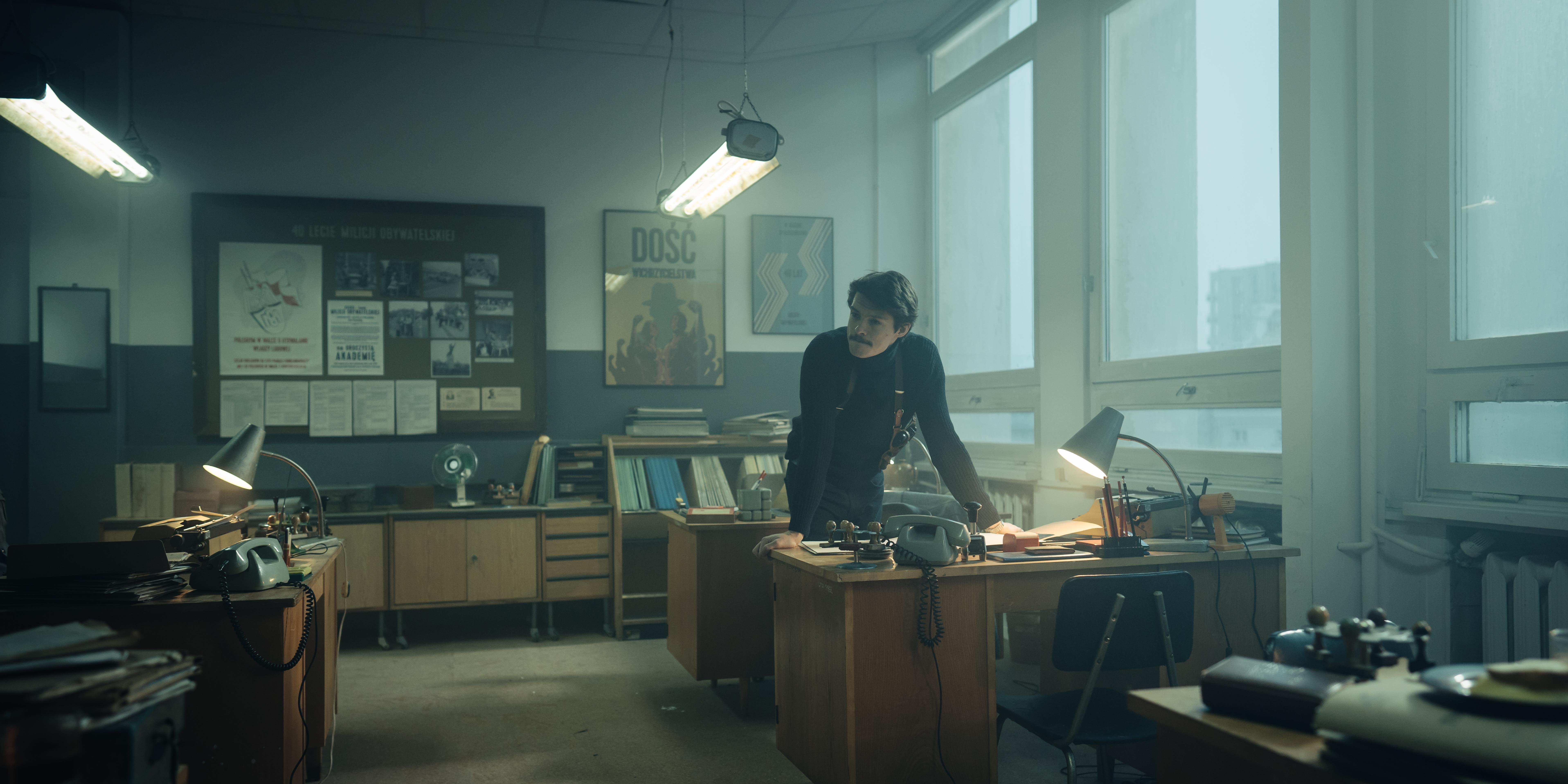 Hiacynt - Piotr Domalewski kręci film dla Netflixa