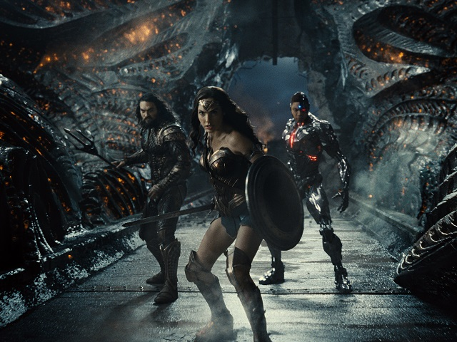Liga Sprawiedliwości Zacka Snydera - większość Amerykanów nie skończyła filmu. Nowe statystyki