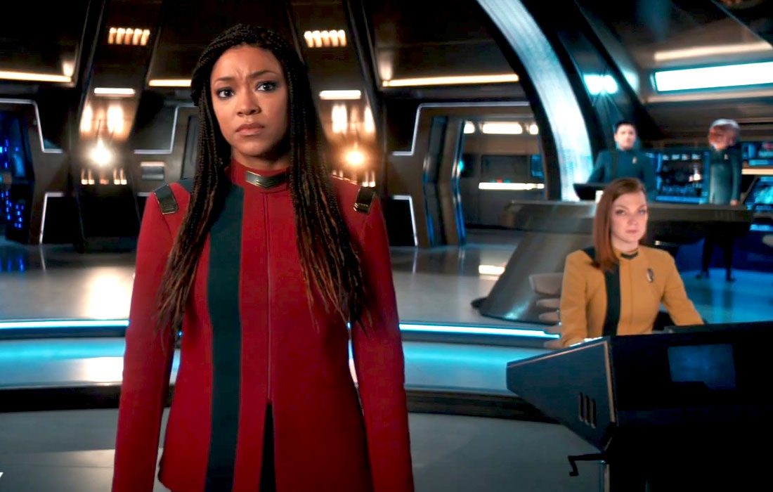 Star Trek: Discovery - zwiastun 4. sezonu. Kiedy premiera?