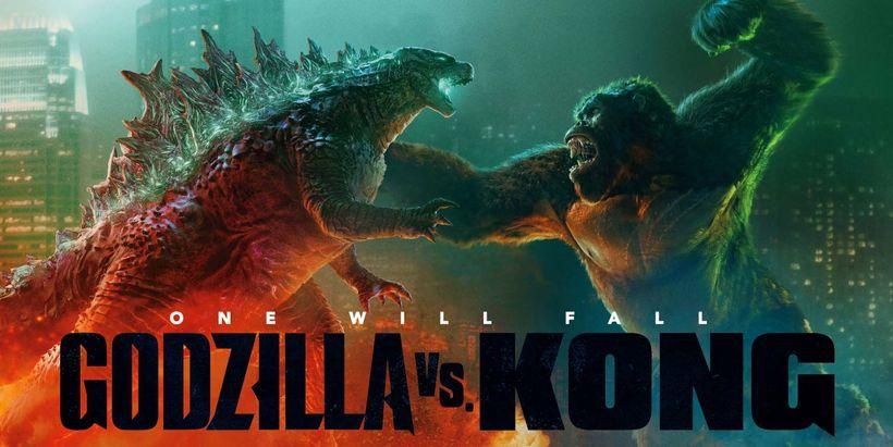 Godzilla kontra Kong - wynik w kinach jest fenomenalny. Film jest wielkim hitem