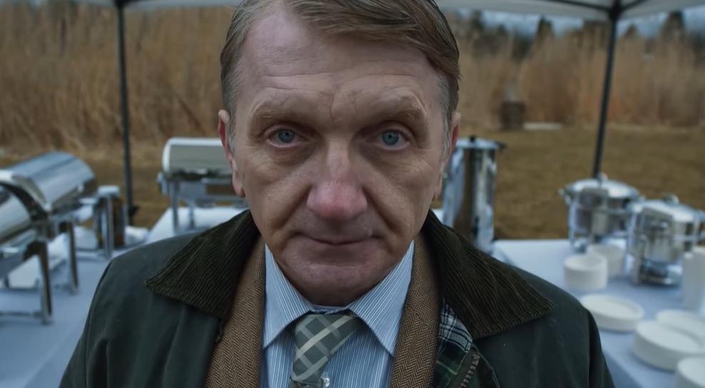 Fanatyk - Piotr Cyrwus pcha się na zarybianie w nowym odcinku zaskakującej kontynuacji