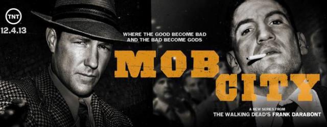 """Przeciętna oglądalność """"Mob City"""", nowego serialu Franka Darabonta"""