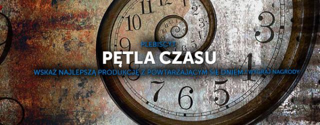 Plebiscyt – najlepszy film z pętlą czasu – wyniki