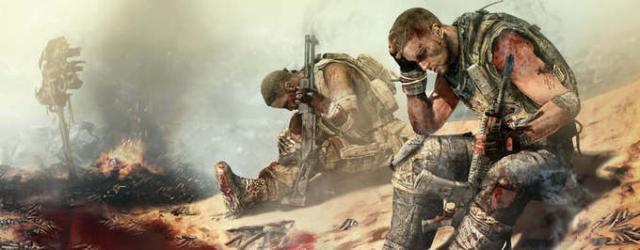 """Spec Ops: The Line"" ostatnim wojskowym projektem studia Yager"