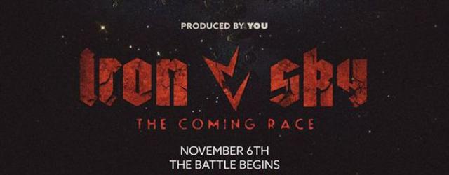 "Adolf Hitler i dinozaury. Widowiskowy zwiastun ""Iron Sky: The Coming Race"""