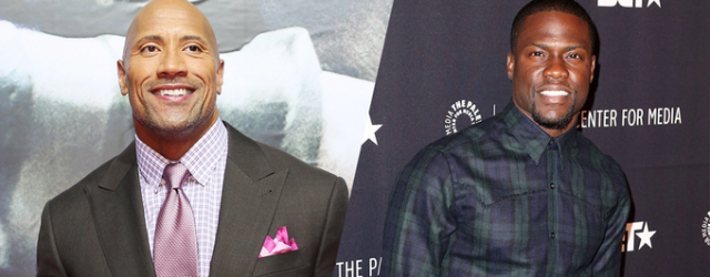 "Dwayne Johnson i Kevin Hart razem w ""Central intelligence"""