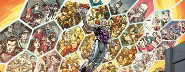 """""""Convergence"""": DC szykuje ogromne wydarzenie"""
