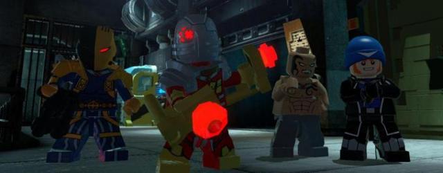"""Suicide Squad w grze """"LEGO Batman 3: Poza Gotham"""""""