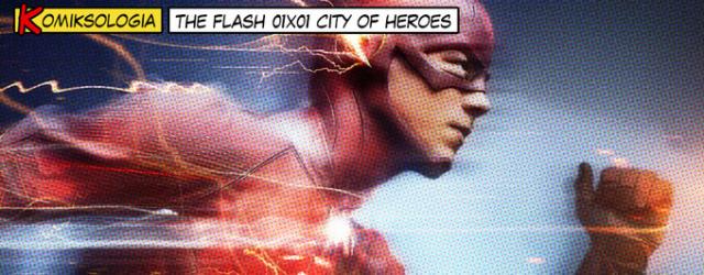 """""""The Flash"""" 01×01 – odwołania do komiksów"""