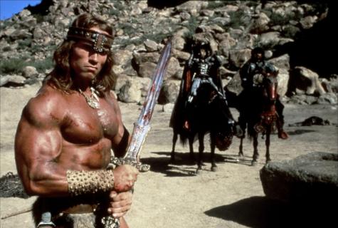 Conan i jego barbarzyńcy