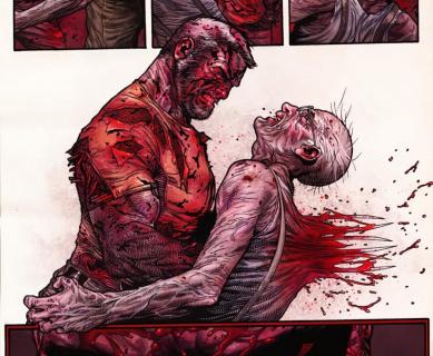 """Wolverine. Staruszek Logan"" z kolekcji Marvela"