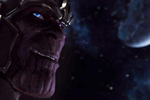 Thanos w Avengers mógł pokazać się bez CGI. Zobacz zdjęcie
