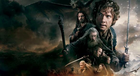 Hobbit: Bitwa Pięciu Armii. Edycja rozszerzona – recenzja Blu-ray