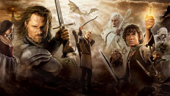 Oficjalnie: Amazon stworzy serial na podstawie Władcy Pierścieni