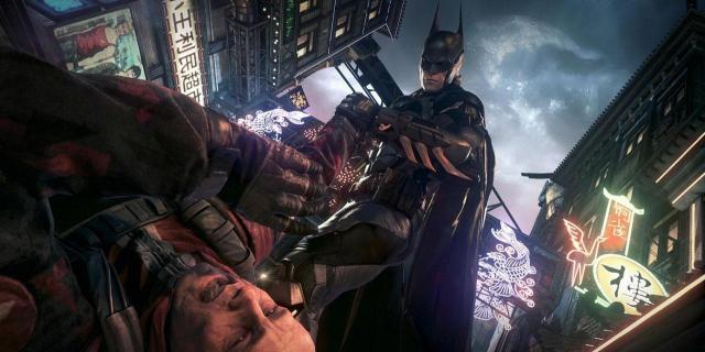 """Amazon zaspoilerował zakończenie """"Batman: Arkham Knight""""?"""