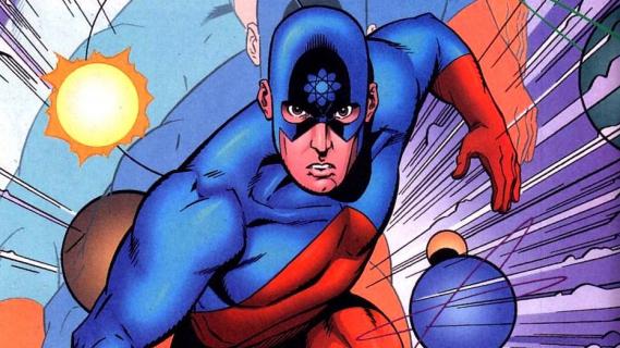 """Brandon Routh jako Atom w """"Arrow"""" – zobacz zdjęcie postaci w kostiumie!"""