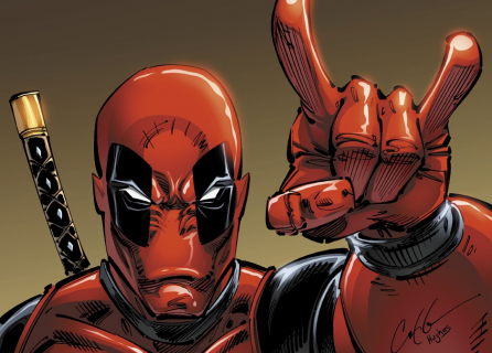 """""""Deadpool"""" – oto tytułowy bohater filmu! Zobacz zdjęcie postaci w pełnym kostiumie!"""