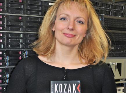 Magdalena Kozak w marcu powróci z nową powieścią
