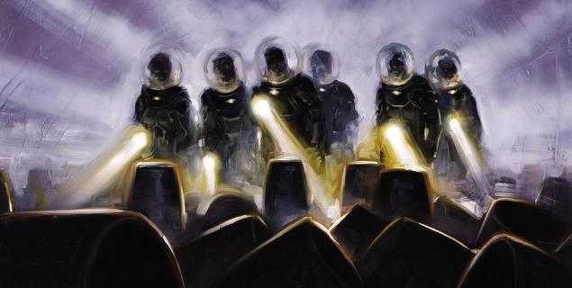 Komiks Prometeusz: Fire and Stone zostanie wydany w Polsce