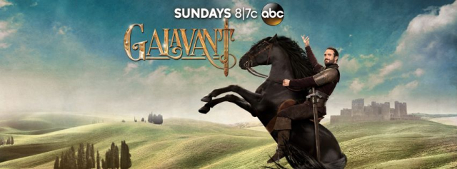 """Niska widownia """"Galavant"""". Serial zostanie anulowany?"""