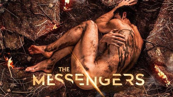 "Pełny zwiastun serialu science fiction ""The Messengers"""