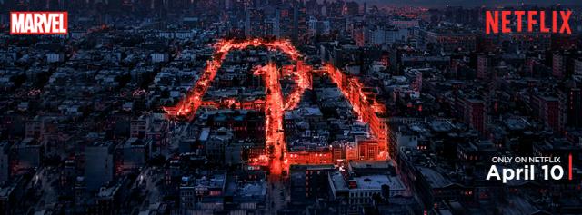 "Pełny zwiastun serialu ""Daredevil""!"