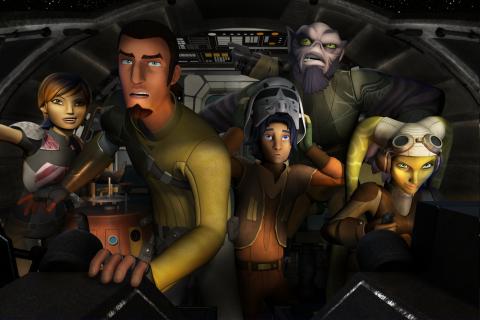 "[DVD/Blu-ray] ""Star Wars Rebelianci"" – dziś premiera na DVD"