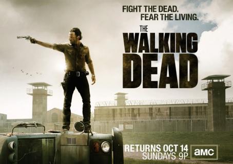 """""""The Walking Dead"""" – zobacz początek premiery sezonu 5B"""