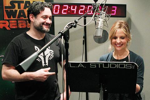 "Sarah Michelle Gellar dołącza do 2. sezonu ""Star Wars: Rebelianci"""